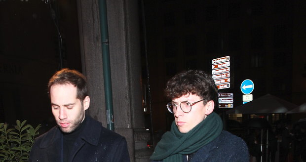 Jan Cina a Petr Vančura