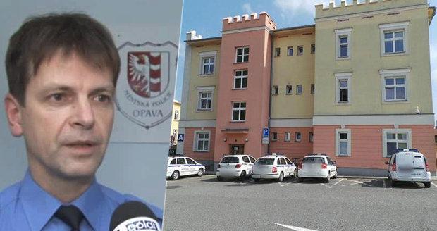 Šéf opavských strážníků údajně shodil podřízeného ze schodů: Případ řeší státní policie