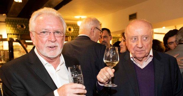 Premiéra Léta s gentlemanem: Jaromír Hanzlík a Felix Slováček