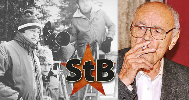 Archivy odhalily: Režisér Vorlíček spolupracoval s StB pod krycím jménem Vašek