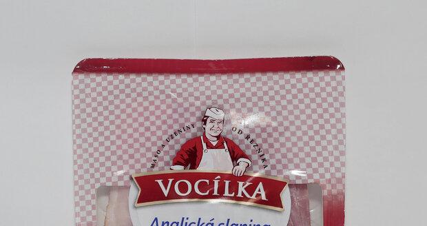 Spotřebitelský test anglických slanin