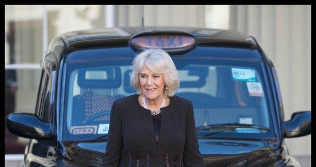 Camilla se pochlubila vtipnou historkou.