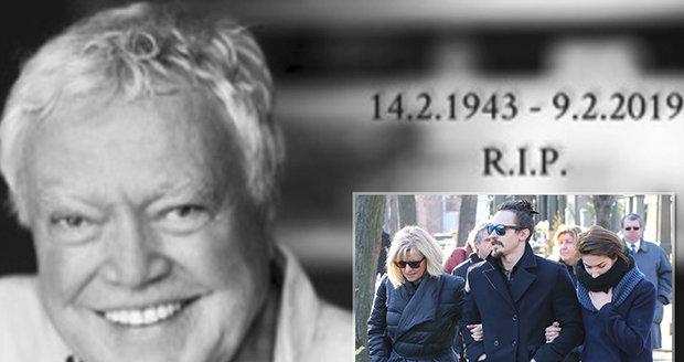 1990e6868 Pohřeb Petra Olivy (†75) rodina chtěla utajit! Kolegové to vidí ...