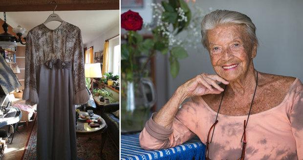 31 let starý 91 let stará žena