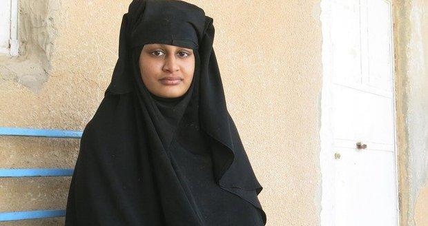 Britská nevěsta ISIS chce soud o občanství. Manžel džihádista ji znásilňoval, tvrdí