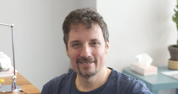Kreativní producent seriálu Most! Michal Reitler