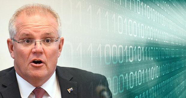 Poslanci mění hesla. Kyberútok na parlament spáchal cizí stát, míní premiér Austrálie