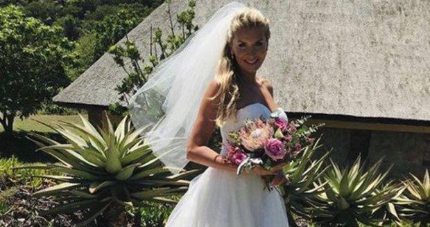 Petra Minářová se podruhé vdala