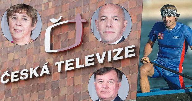 """""""Poprava ČT a Zemanův slintoš"""" Soukup, čílil se radní. Televizní radě hrozí odvolání?"""