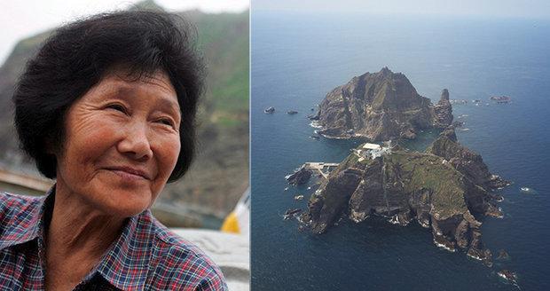 Rybářka (81) po smrti manžela zůstala na ostrově sama: Celé týdny nepromluví, nemá s kým
