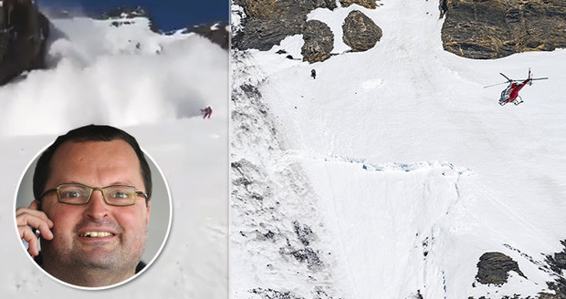 Luxusní lyžařský resort miliardáře Vítka zasáhla lavina. Jeden člověk zemřel