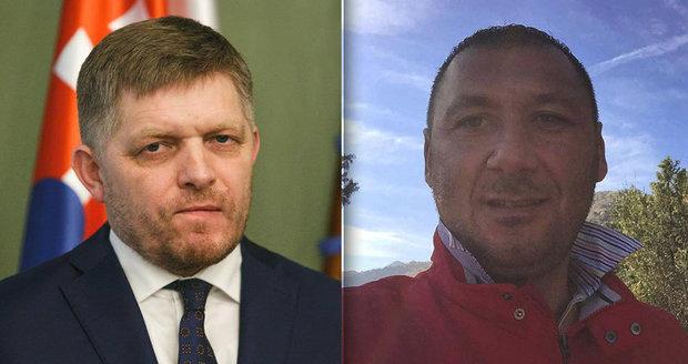 """Fico si prý telefonoval s Vadalou z Kuciakova článku. Mluvčí: """"Účelovka"""" a útok na Kisku"""