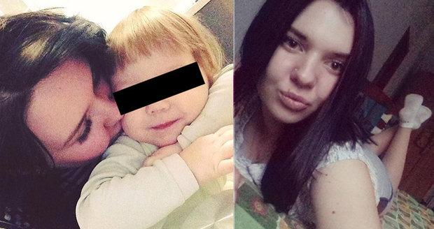 Krkavčí matka opustila dcerku a šla pařit: Kristínka (†3) umřela hlady