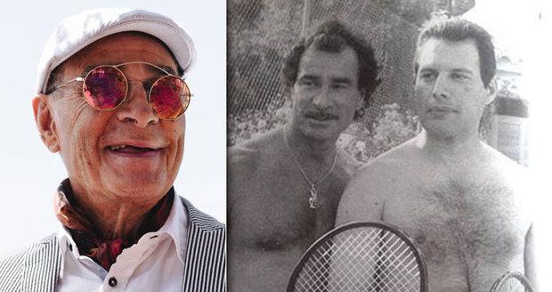 Zemřel Tony Pike (†84). Majitel legendárního hotelu na Ibize, který hostil i orgie Freddieho Mercuryho