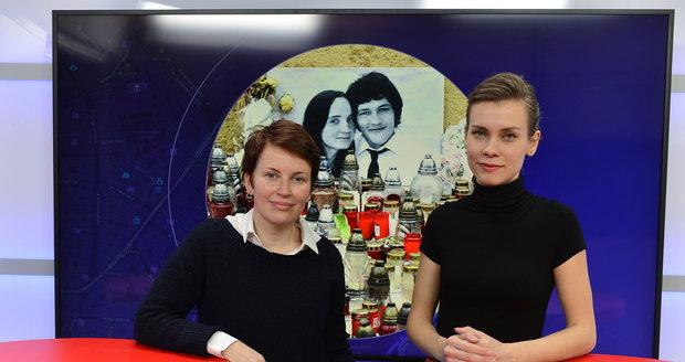 """""""Objednatelů vraždy bude více."""" Rok po smrti novináře Kuciaka (†27) věří jeho kolegyně ve spravedlnost"""