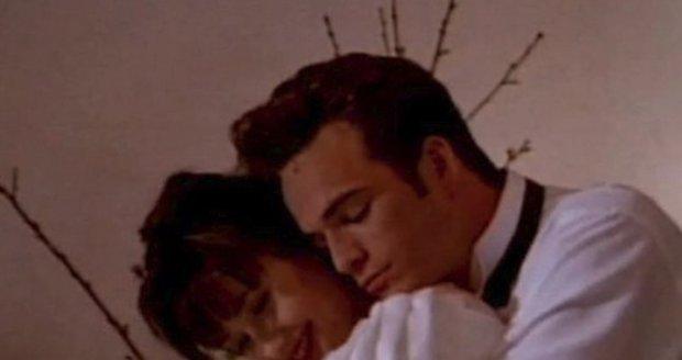 Dylan a Brenda v Beverly Hills 90210
