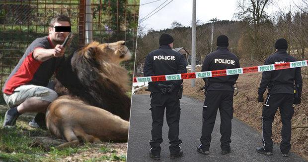 Pravda o smrti chovatele lvů Martina? Policie prozradila, co se ve skutečnosti stalo