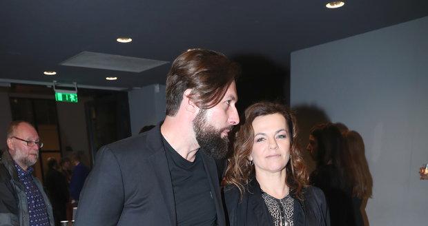 Marta Jandová s manželem Mirkem