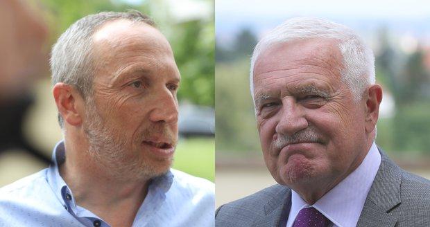 Exprezident Klaus po vyhazovu syna tvrdě zaryl do Fialy a ODS: Vyloučili ho ze strachu