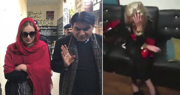 Pákistánci se bojí, že si Tereza sáhne na život! Zavádí přísná bezpečnostní opatření