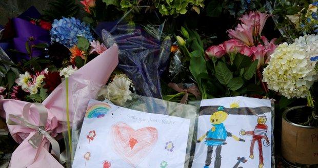 Teror na Novém Zélandu: Lidé vzpomínají na oběti masakru (16. 3. 2019)