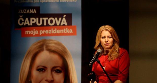 Čaputová slovenskou prezidentkou? Zaujala bojem proti skládkám i amnestiím Mečiara