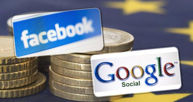 """""""Nechovají se čestně."""" Přísnější metr na Google a Facebook chce většina Evropanů"""
