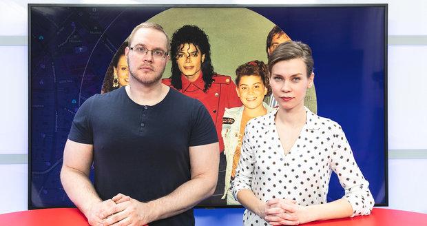 """Pedofil Jackson? """"Bohatí muži jsou zvyklí, že jim projde všechno,"""" nebere si servítky kritik Fila"""
