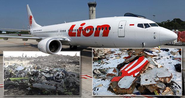 Pilot mimo službu odvrátil katastrofu. Druhý den se Boeing 737 MAX zřítil do moře