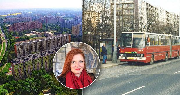 V Ďáblicích bydleli estébáci, diplomaté i sociální spodina: Alena (34) zpovídá obyvatele sídliště, chce vydat knihu