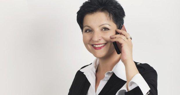 Marie Petrovová, jedna z mentorek na konferenci Equal Pay Day
