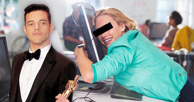 Žena uvěřila, že si píše s filmovou hvězdou: Falešný Rami Malek obral naivku o balík peněz