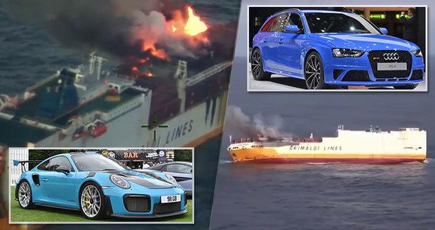 Desítky milionářů pláčou: Loď, která jim vezla jejich miláčky, šla ke dnu!