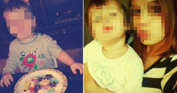 Zvrat v případu utýraného Marečka (†3): Matka je znovu těhotná?!
