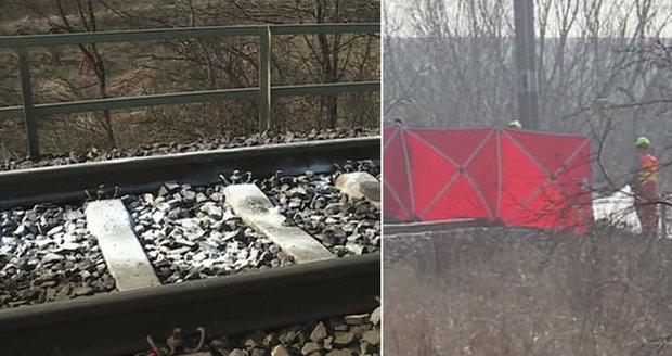 Smrt dívek (†18 a †19) pod koly vlaku na Prostějovsku: Spáchaly sebevraždu, uzavřela policie