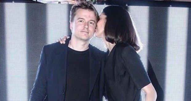 Aneta Vignerová a Petr Kolečko
