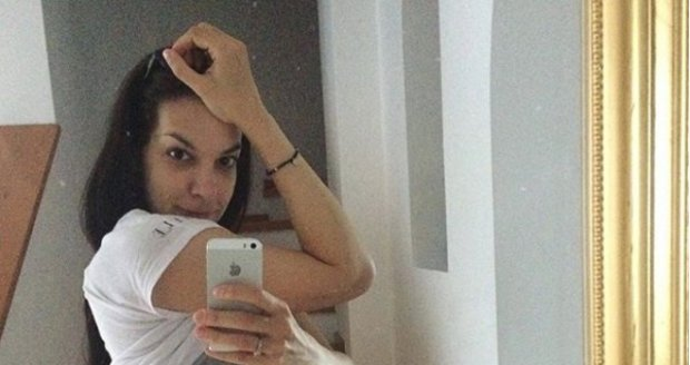 Marta Dřímal Ondráčková se pochlubila parádními břišáky jen 3 měsíce po porodu.