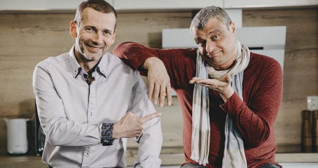 Petr Havlíček a Roman Vaněk radí v pořadu Rozum v troubě na Mall.tv