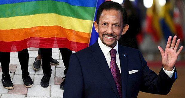 Drsné tresty pro homosexuály a nevěrníky: Asijský stát je chce bičovat a kamenovat