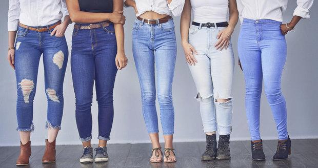 Rozpoznáte všechny typy džínů?