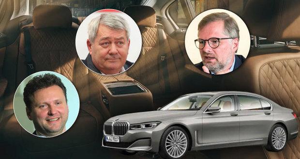 """Sněmovna koupí nejnovější """"bavoráky"""". Luxus za 5,5 milionu čeká Vondráčka a spol."""