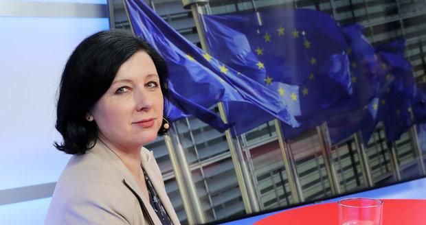 Babišovy tajnosti okolo Jourové: Dosáhne na vysoké křeslo v nové Evropské komisi?