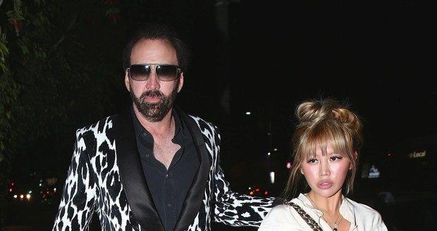Nicolas Cage s Erikou Koike