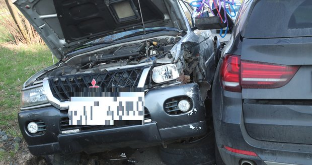 Karel Heřmánek měl autonehodu