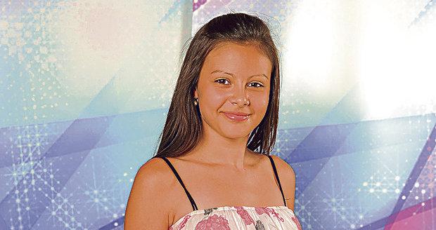Monika Bagárová v SuperStar v roce 2009