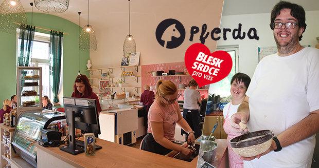 Organizace Pferda pomáhá lidem s mentálním postižením