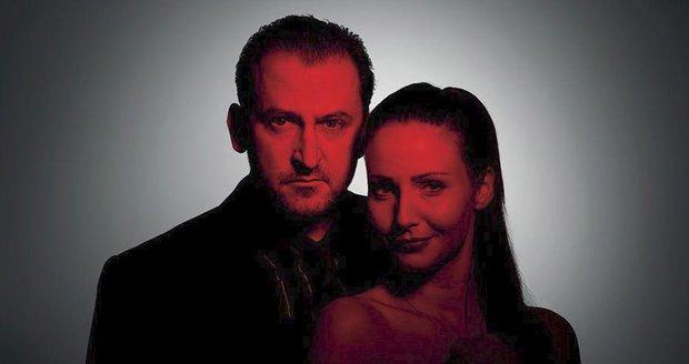 Veronika Arichteva a Martin Hofmann budou hvězdy Zimní pohádky od Williama Shakespeara.