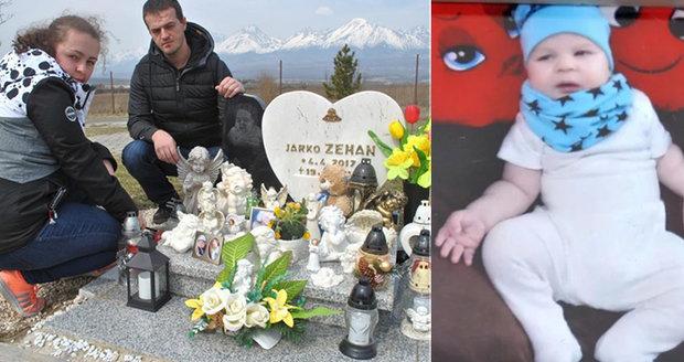 Jareček (†1) zemřel na selhání srdce: Doplatil na komplikovaný porod