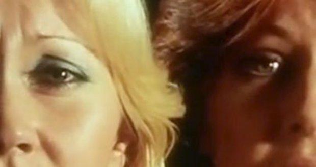 Legendární švédská skupina ABBA