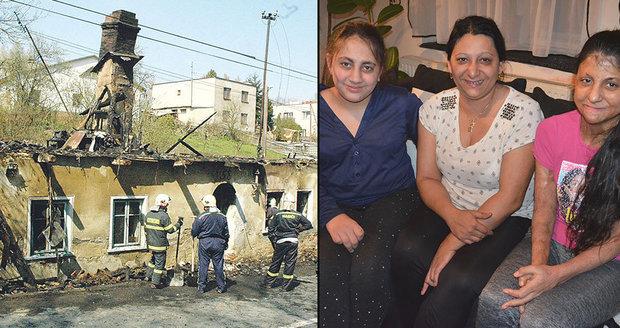 Druhá oběť žhářského útoku ve Vítkově: Starší sestra Natálky si z osudné noci odnesla doživotní následky